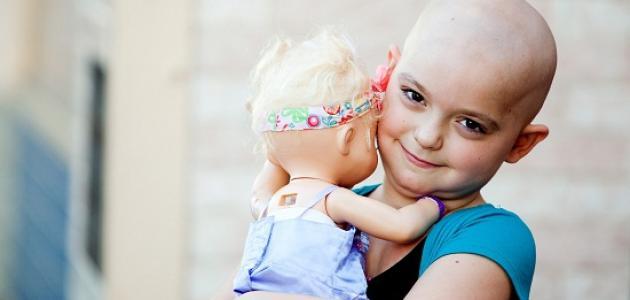 أعراض مرض السرطان عند الأطفال
