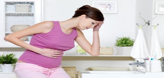 علاج غثيان الصباح عند الحامل