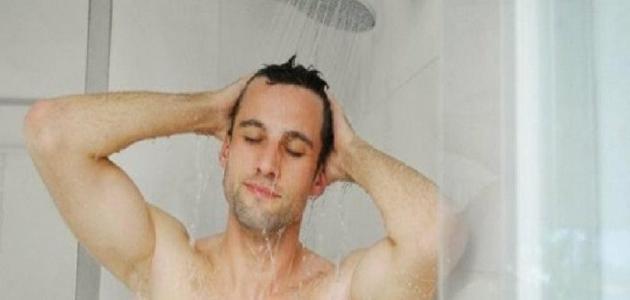 كيفية الغسل من الجنابة