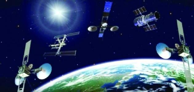 معلومات عن الأقمار الصناعية