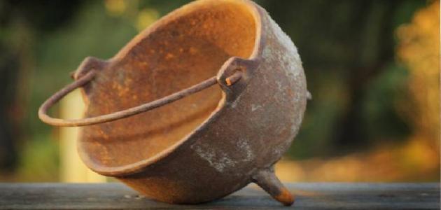 طرق إزالة الصدأ من الحديد