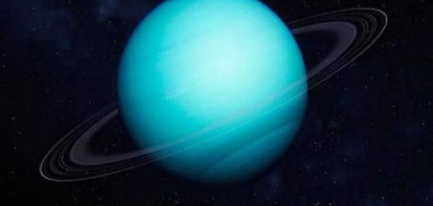 تاريخ نشأة كوكب أورانوس