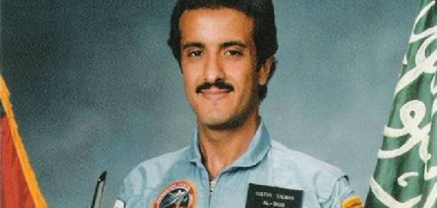 أول رائد فضاء عربي