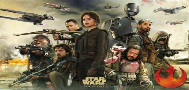 قصة فيلم Star Wars Rogue One