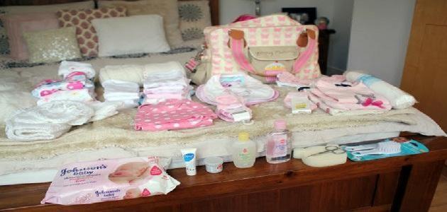 أهم تجهيزات الولادة