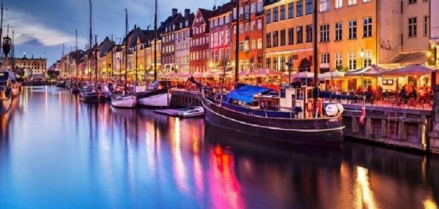 المعالم السياحية في الدنمارك