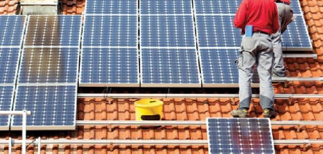 02b691c86 كيفية تركيب ألواح الطاقة الشمسية - موسوعة وزي وزي