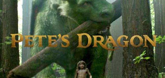 قصة فيلم Petes Dragon