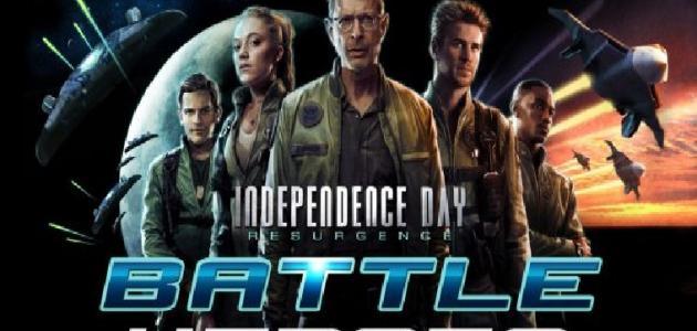 قصة فيلم Independence Day Resurgence