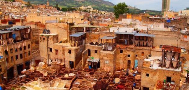 أبرز معالم مدينة فاس