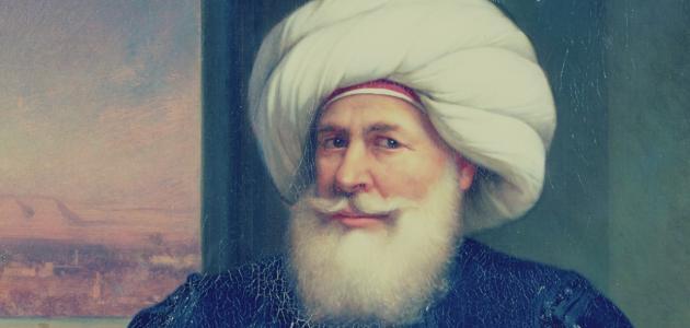 نبذة عن محمد علي باشا