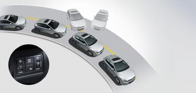 معلومات عن نظام esp في السيارات