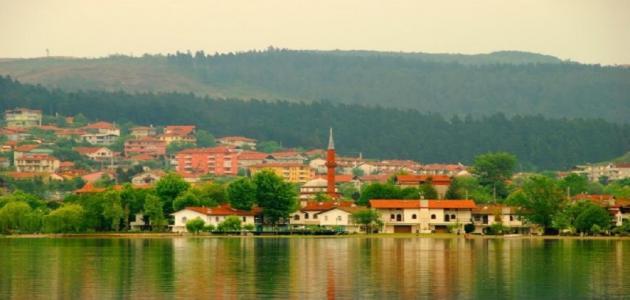 معلومات عن بحيرة سبانجا