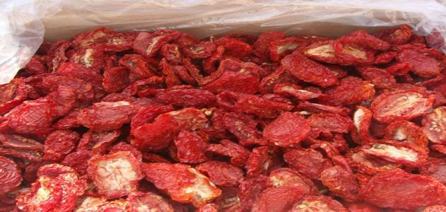 أبرز استخدامات الطماطم المجففة
