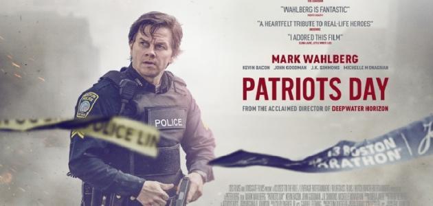 قصة فيلم Patriots Day