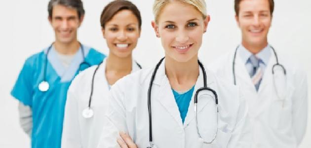 مجالات الطب البشري