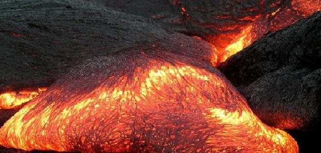 أنواع الصخور النارية