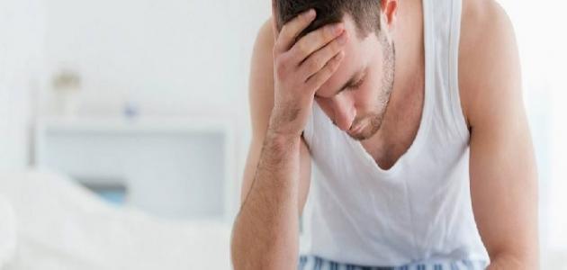 أضرار ممارسة العادة السرية عند الرجال