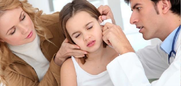 علاج التهاب الأذن الوسطى بالأعشاب