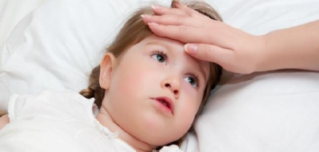 علاج البكتيريا عند الأطفال