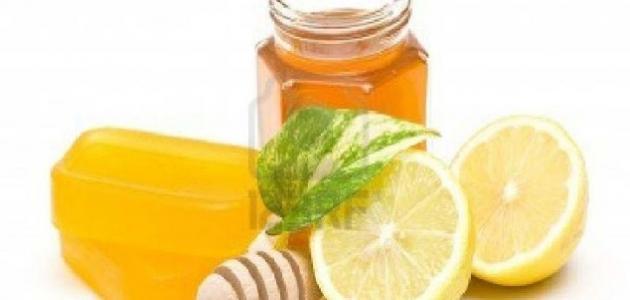 علاج البرص بالعسل والليمون