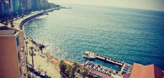 أفضل فنادق بيروت على البحر