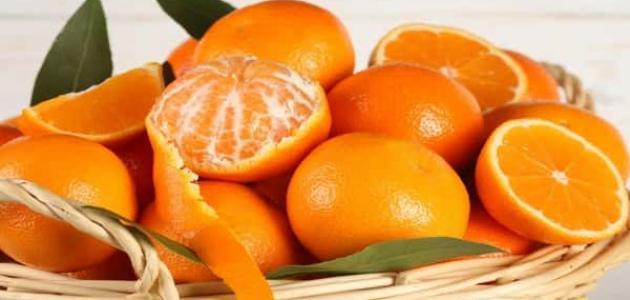 فوائد البرتقال للجنس