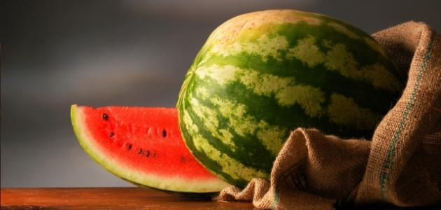 رجيم البطيخ في أسبوع