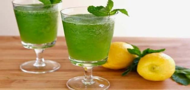 فوائد عصير الليمون بالنعناع للجنس