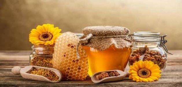 علاج تكيس المبايض بالعسل