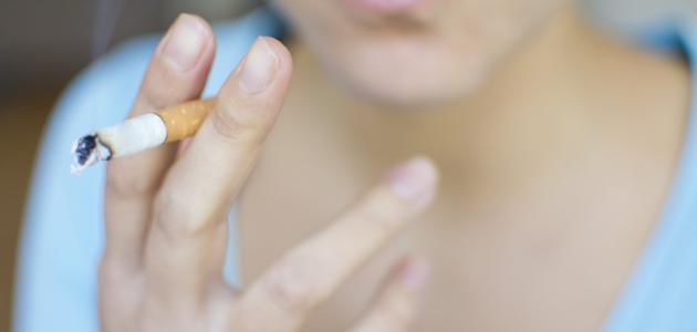 إزالة آثار التدخين من الشفايف