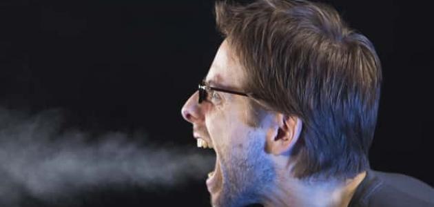 نقص الزنك ورائحة الفم