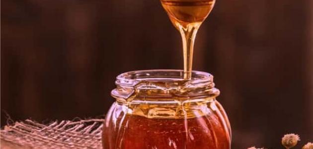 علاج الكلف بالعسل