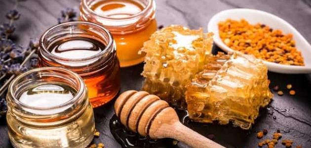 علاج لحمية الأنف بالعسل