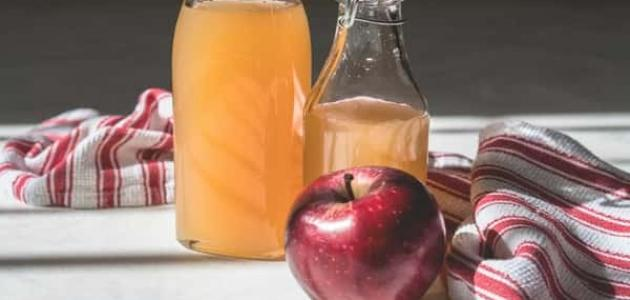أضرار خل التفاح