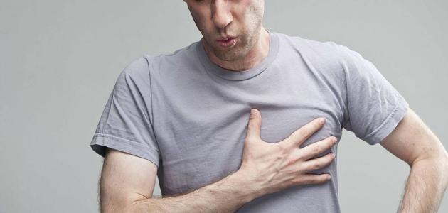 أعراض التهاب التامور