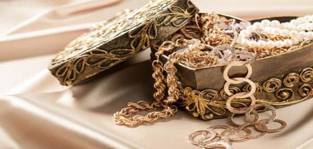 كيفية تلميع الذهب بالليمون