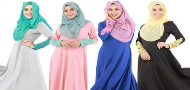 406c12cdde917 كيفية تنسيق ألوان الملابس للمحجبات - موسوعة وزي وزي