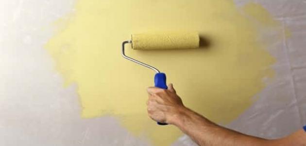 أفكار لتغطية عيوب الجدران