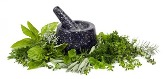 علاج انسداد الأنابيب بالأعشاب