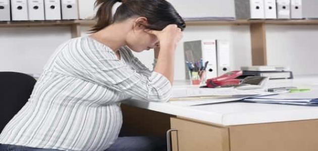 أعراض نقص المغنيسيوم عند الحامل