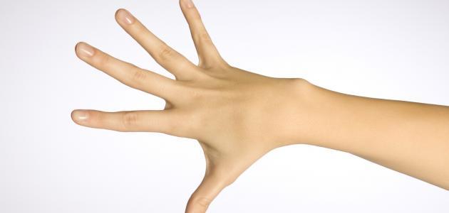 أسباب ظهور حبوب في اليد