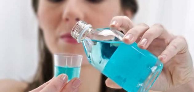 علاج التهاب اللثة ورائحة الفم الكريهة