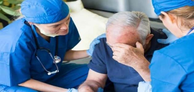 علامات الشفاء من الجلطة الدماغية