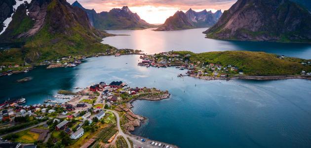 معلومات عن دولة النرويج