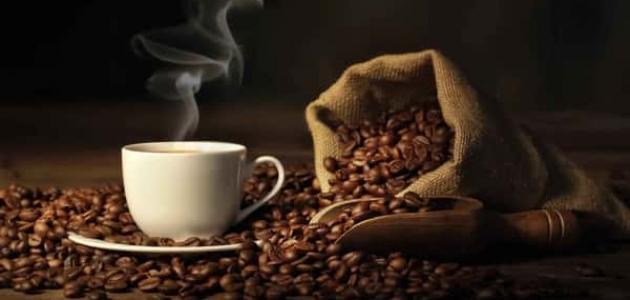 فوائد قشر القهوة للكرش