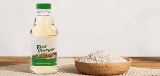 طريقة صنع خل الأرز