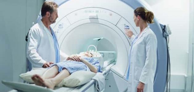 أضرار أشعة الرنين المغناطيسي