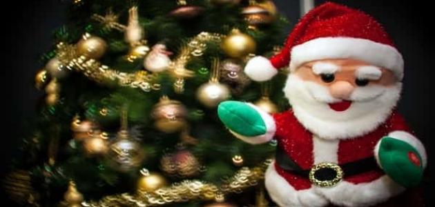 مظاهر يوم عيد الميلاد المجيد