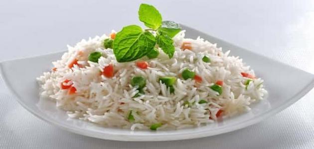 معلومات عن رجيم الأرز